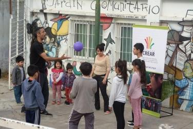 Arte e Integración en el Centro de Día de Villa Itatí